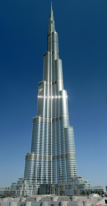 Самая большая башня в мире