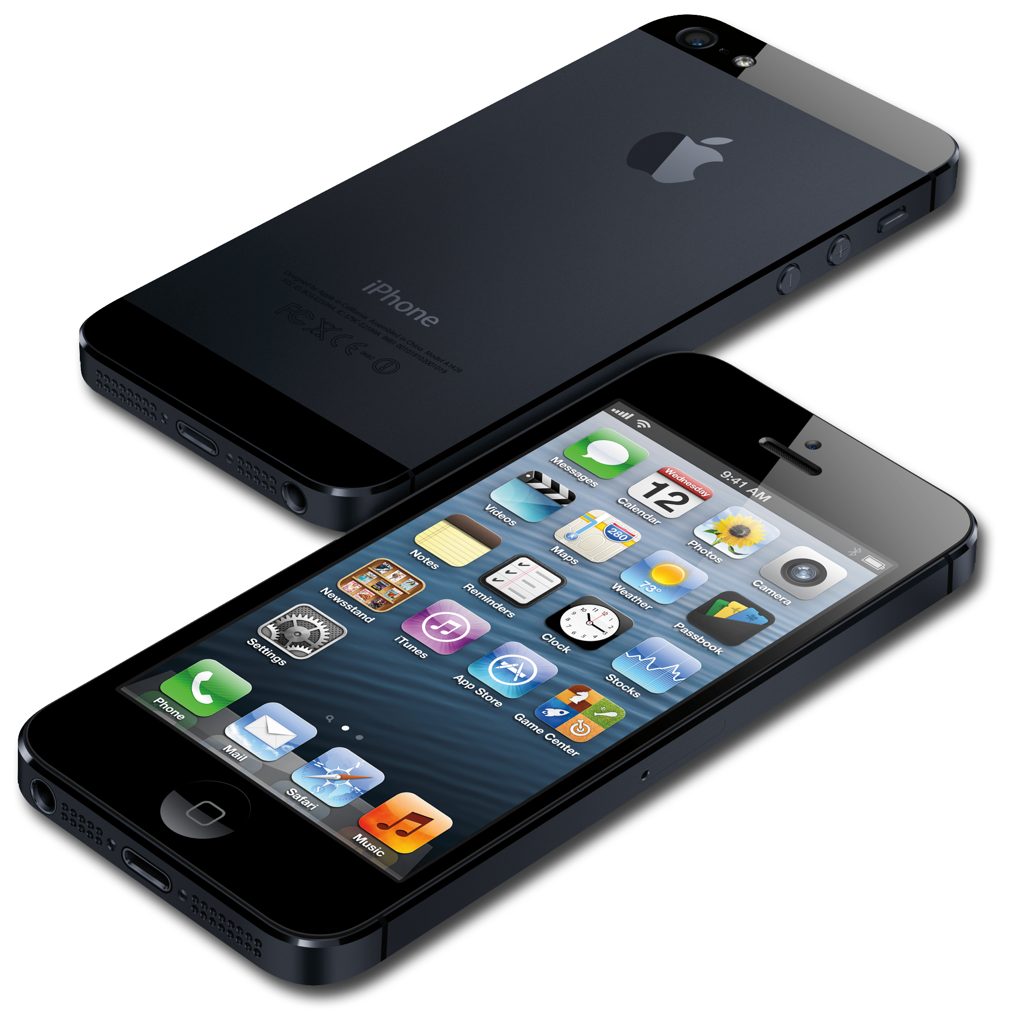Iphone 5 png
